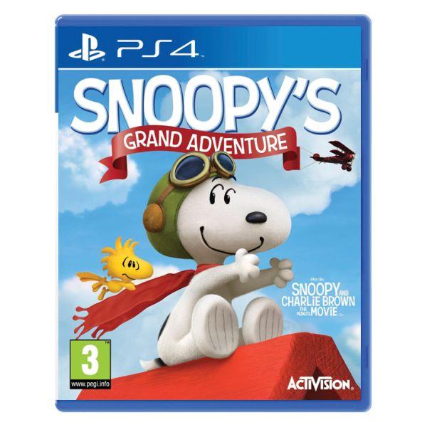 Snoopy's Grand Adventure [PS4] - BAZÁR (použitý tovar)