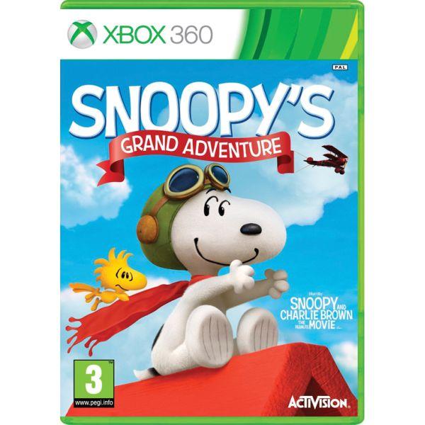 Snoopy's Grand Adventure XBOX 360