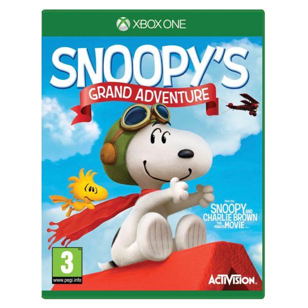 Snoopy's Grand Adventure [XBOX ONE] - BAZÁR (použitý tovar)