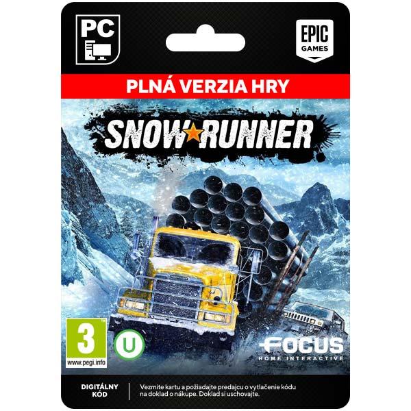 SnowRunner [Epic Store]