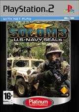 SOCOM 3: U.S. NAVY SEALs [PS2] - BAZÁR (použitý tovar)