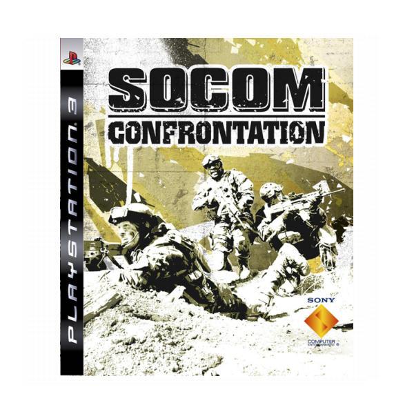 SOCOM: Confrontation [PS3] - BAZÁR (použitý tovar)