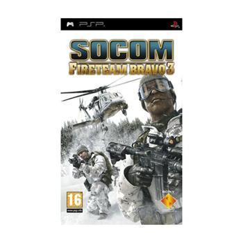 SOCOM: Fireteam Bravo 3 [PSP] - BAZÁR (použitý tovar)