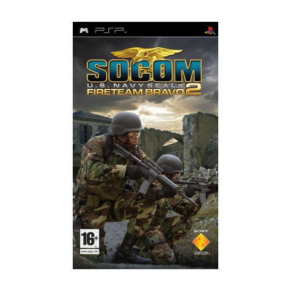 SOCOM U.S. Navy SEALs: Fireteam Bravo 2