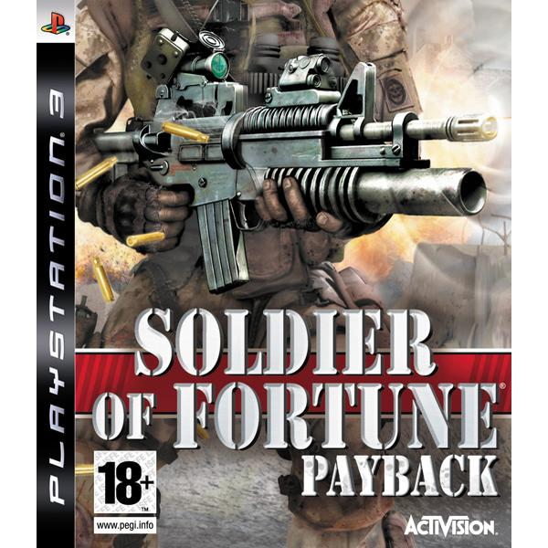 Soldier of Fortune: PayBack [PS3] - BAZ�R (pou�it� tovar)
