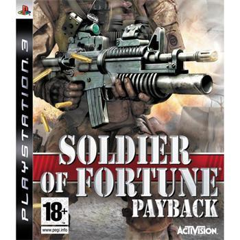 Soldier of Fortune: PayBack [PS3] - BAZÁR (použitý tovar)