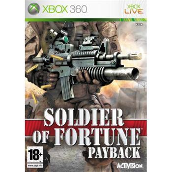 Soldier of Fortune: PayBack [XBOX 360] - BAZÁR (použitý tovar)