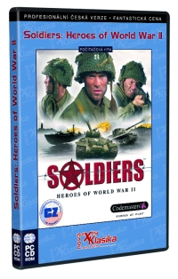 Soldiers: Heroes of World War 2 CZ
