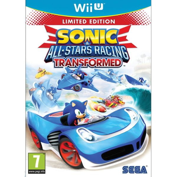 Sonic & All-Stars Racing: Transformed (Limited Edition)