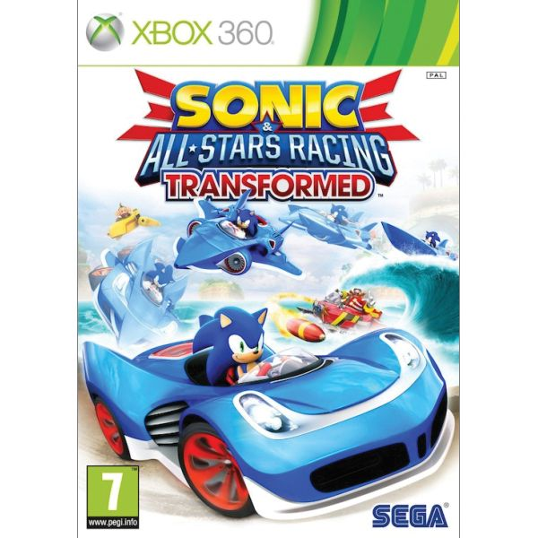 Sonic & All-Stars Racing: Transformed XBOX 360