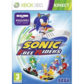 Sonic Free Riders [XBOX 360] - BAZÁR (použitý tovar)