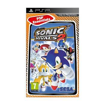 Sonic Rivals 2 [PSP] - BAZÁR (použitý tovar)