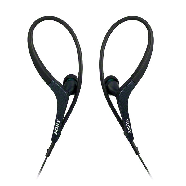 Sony ACTIVE MDR-AS400EX, black
