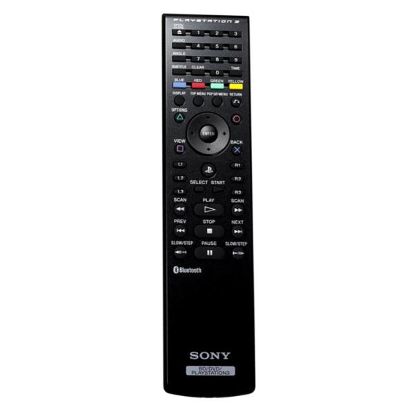 Sony Blu-Ray Remote Control for PLAYSTATION 3