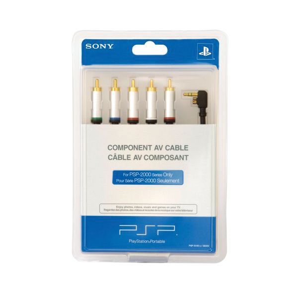 Sony Component AV Cable for PSP-2000