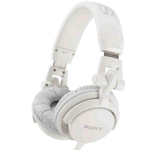 Sony DJ MDR-V55, white