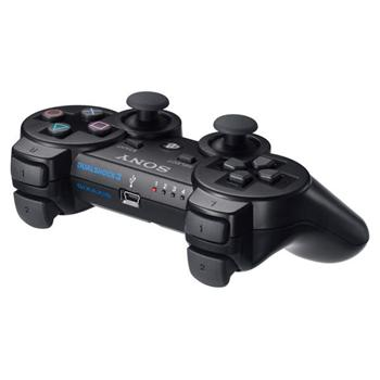 Sony DualShock 3 Wireless Controller, charcoal black - OPENBOX (rozbalený tovar s plnou zárukou)