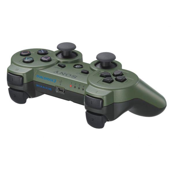 Sony DualShock 3 Wireless Controller, jungle green -PS3 - BAZÁR (použitý tovar)