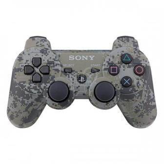 Sony DualShock 3 Wireless Controller, urban camouflage -PS3 - Použitý tovar, zmluvná záruka 12 mesiacov