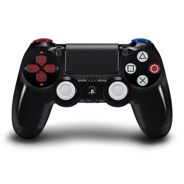 Sony DualShock 4 Wireless Controller (Darth Vader Edition)