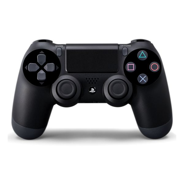 Sony DualShock 4 Wireless Controller, jet black