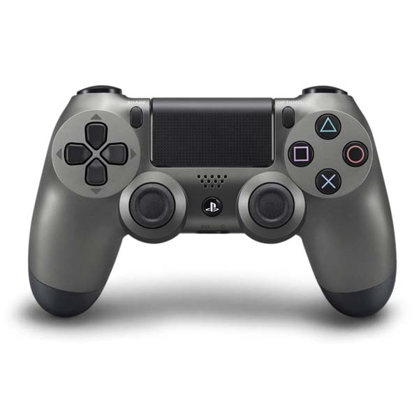 Sony DualShock 4 Wireless Controller, steel black