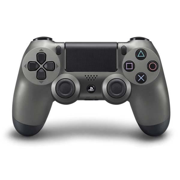 Sony DualShock 4 Wireless Controller, steel black