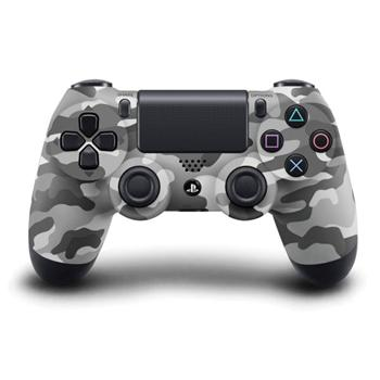 Sony DualShock 4 Wireless Controller, urban camouflage - BAZÁR (použitý tovar , zmluvná záruka 12 mesiacov)