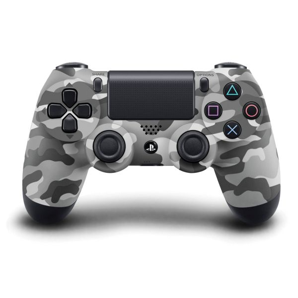 Sony DualShock 4 Wireless Controller, urban camouflage