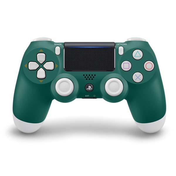 Sony DualShock 4 Wireless Controller v2, alpine green
