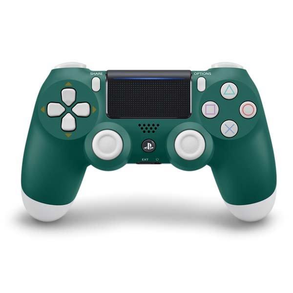 Sony DualShock 4 Wireless Controller v2, alpine green  - BAZÁR (použitý tovar)