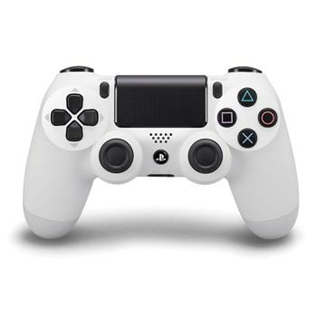 Sony DualShock 4 Wireless Controller V2, glacier white