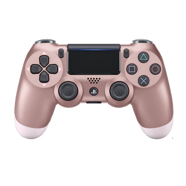 Sony DualShock 4 Wireless Controller v2, rose gold
