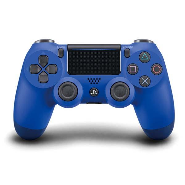Sony DualShock 4 Wireless Controller v2, wave blue  - BAZÁR (použitý tovar , zmluvná záruka 12 mesiacov)