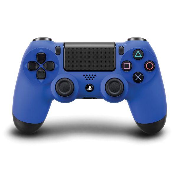 Sony DualShock 4 Wireless Controller, wave blue - BAZÁR (použitý tovar , zmluvná záruka 12 mesiacov)