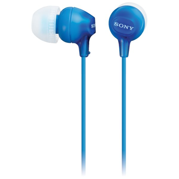 Sony MDR-EX15LP, blue