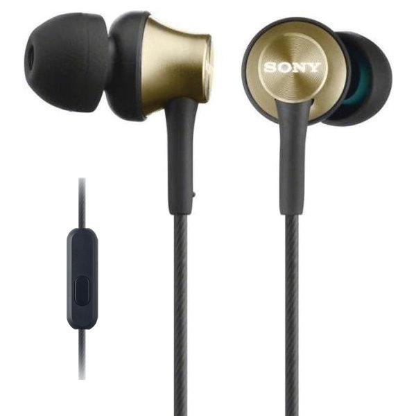 Sony MDR-EX650AP s handsfree, Gold