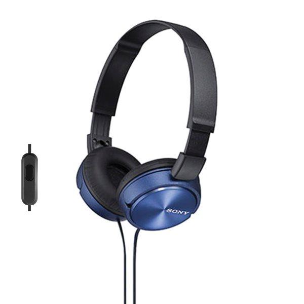 Sony MDR-ZX310AP s handsfree, blue MDRZX310APL