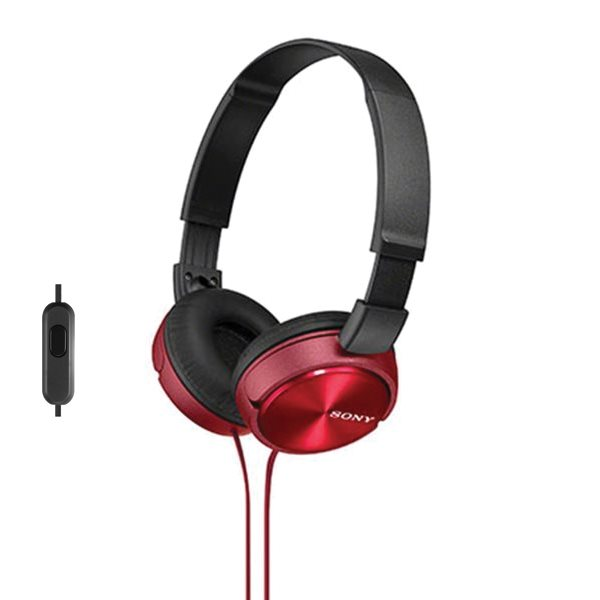 Sony MDR-ZX310AP s handsfree, red MDRZX310APR