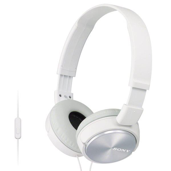 Sony MDR-ZX310AP s handsfree, white MDRZX310APW