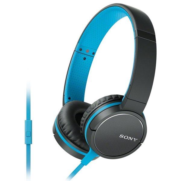 Sony MDR-ZX660AP s handsfree, blue MDRZX660APL