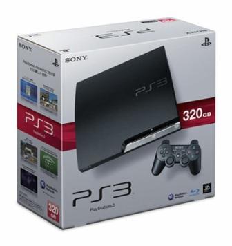 Sony PlayStation 3 320GB slim - PS3 - BAZÁR (použitý tovar, zmluvná záruka 12 mesiacov)