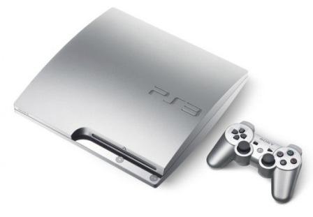 Sony PlayStation 3 320GB slim, silver-PS3 - Použitý tovar, zmluvná záruka 12 mesiacov