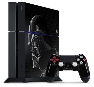 Sony PlayStation 4 1TB Darth Vader - Použitý tovar, zmluvná záruka 12 mesiacov