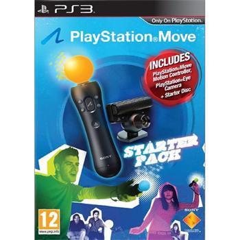 Sony PlayStation Move Starter Pack BAZÁR (použitý tovar , zmluvná záruka 12 mesiacov)