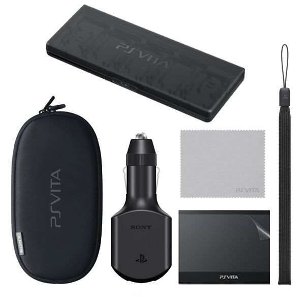 Sony Playstation Vita Travel Kit