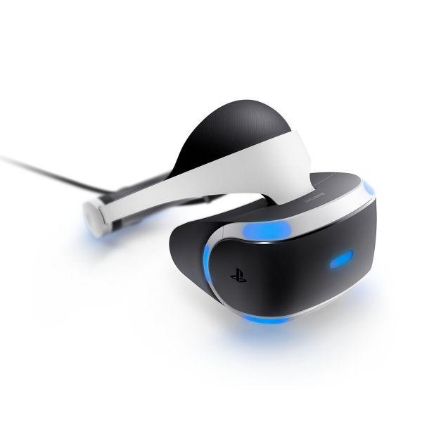Sony PlayStation VR - BAZÁR (použitý tovar , zmluvná záruka 12 mesiacov)