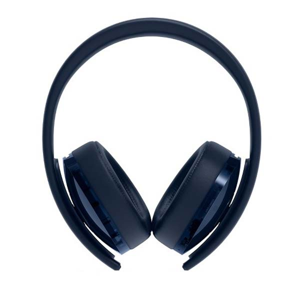 Sony PlayStation Wireless 7.1 Headset, gold/navy blue (500 Million Limited Edition)