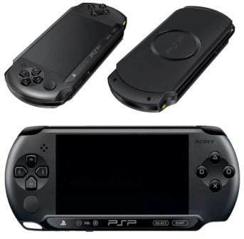 Sony PSP E1003 - Použitý tovar, zmluvná záruka 12 mesiacov