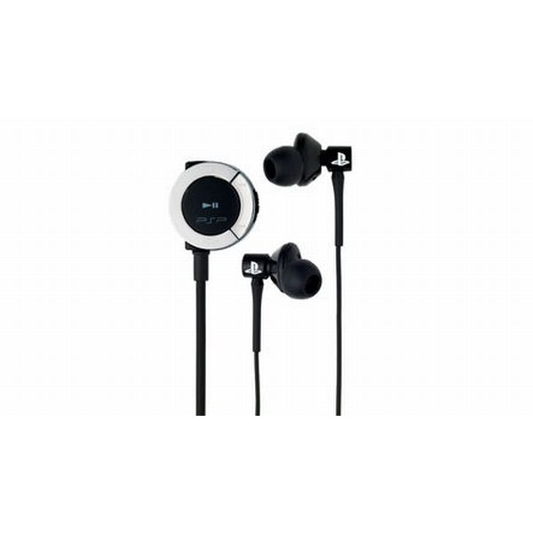 Sony PSP In-ear Headset with Remote Control